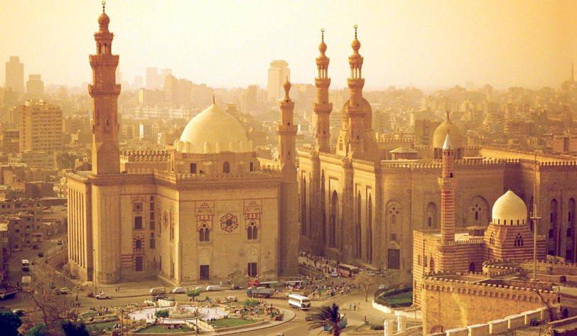 Mesquita Hasan no Egito