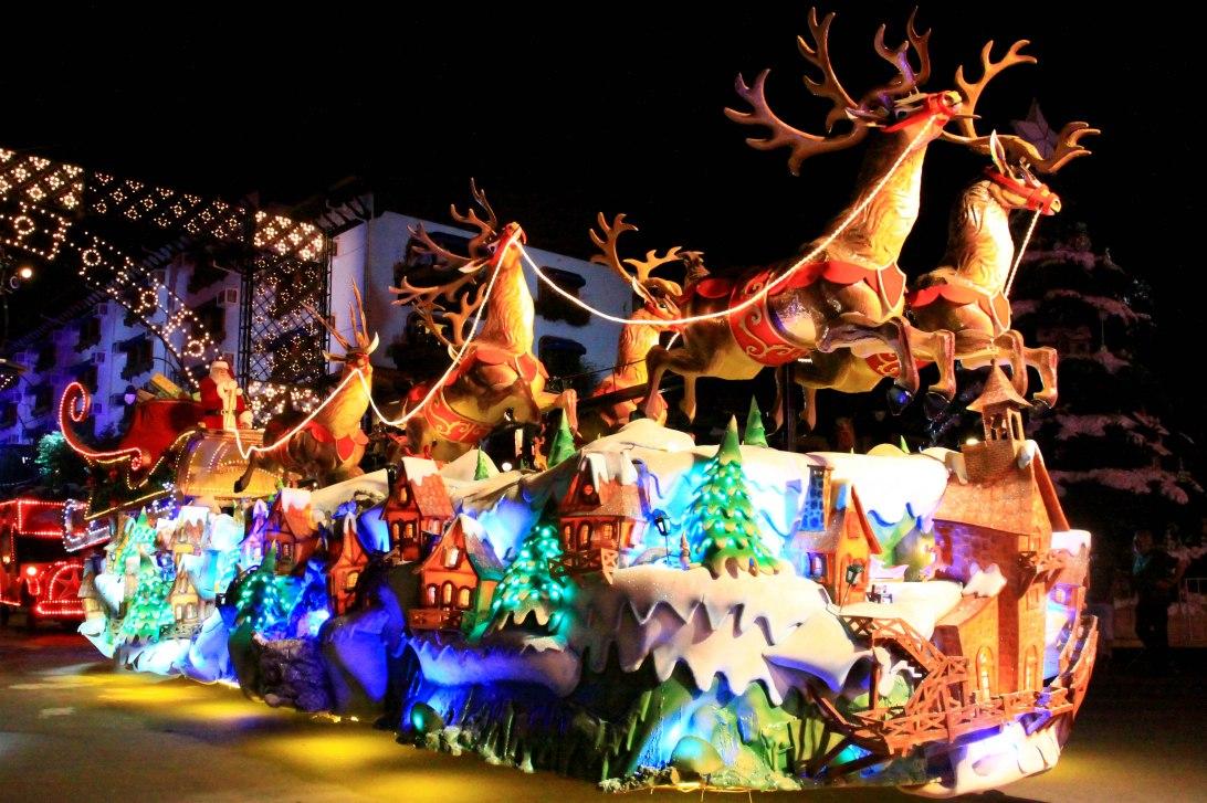 Natal Luz - Gramado - Desfile 2012