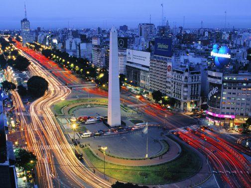 Buenos Aires (Foto: divulgação)