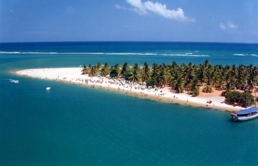 Praia do Gunga (Foto: divulgação)