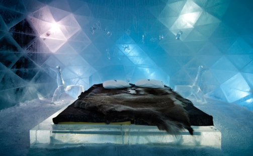Icehotel, na Suécia (Foto: divulgação)