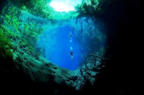 Lagoa Silfra (Foto: divulgação)