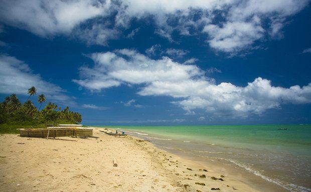Praia do Patacho (Foto: divulgação)