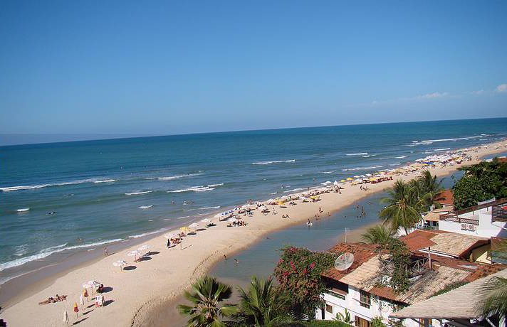 Praia da Pipa (Fonte: Tivolitur)